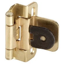 Single demountable overlay hinges in Home Hardware - Compare