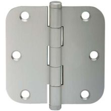 Schlage 1011 3-Pack of Round Corner Door Hinges