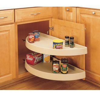 blind corner cabinet pull out shelves organizers. Black Bedroom Furniture Sets. Home Design Ideas