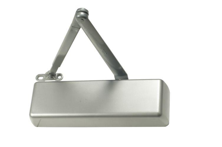 Lcn p4040xpsc aluminum surface mount door closer with for 1461 lcn door closer