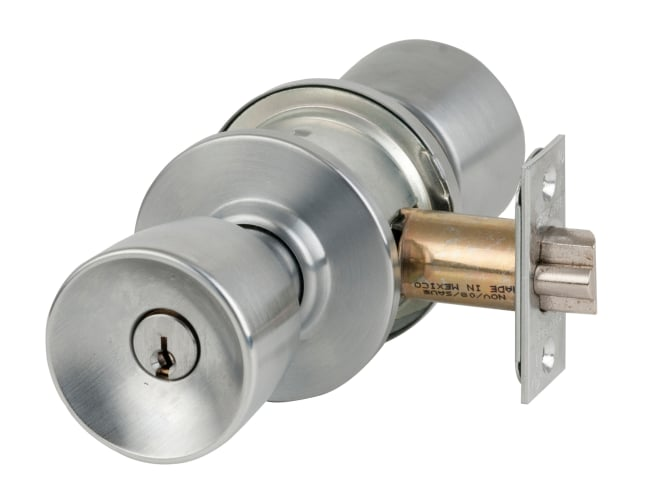 Schlage A53pd Tul Keyed Entry Satin Chrome A Series