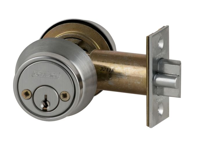 Schlage B252pd Keyed Entry Polished Brass B250 Series