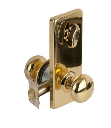 Schlage H110 Ply Keyed Entry Polished Brass H Series