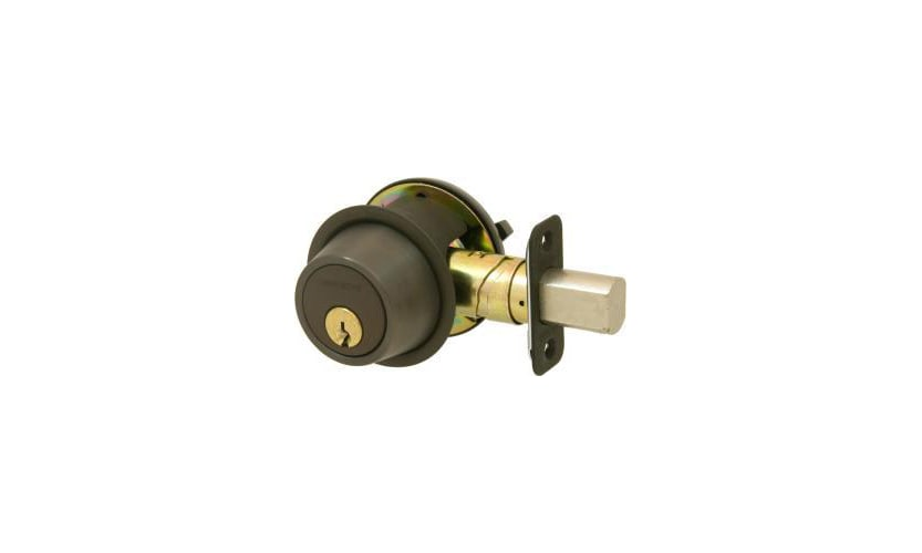 Schlage B560r Keyed Entry Oil Rubbed Bronze B500 Series