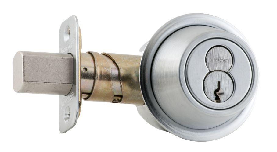 Schlage B560r Keyed Entry Satin Chrome B500 Series