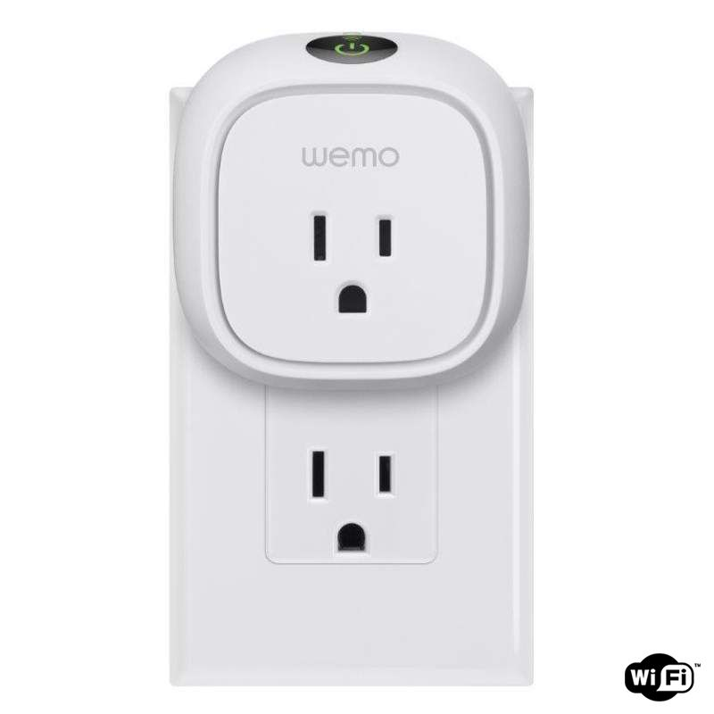 Belkin F7c029fc Wemo Insight Smart Home Appliance Module With Energy Monitoring