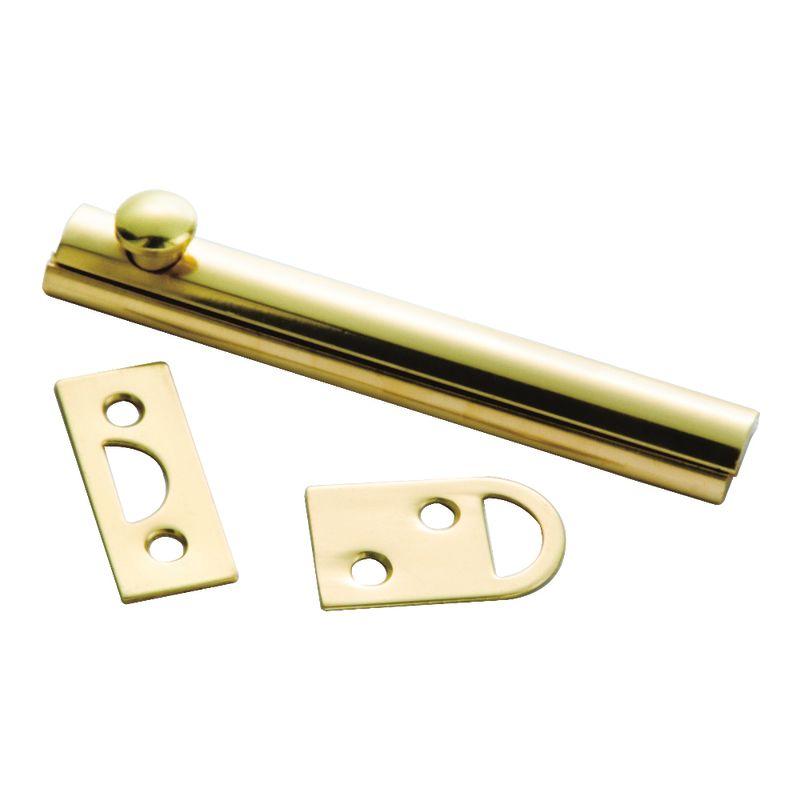 First Watch 1851 Sn Satin Nickel 4 Quot Solid Brass Slide