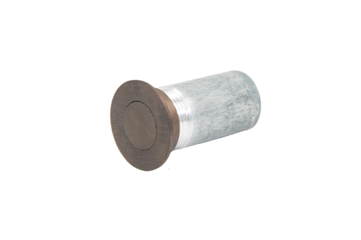 Ives Dp110b Oil Rubbed Bronze Threshold Dust Proof Strike