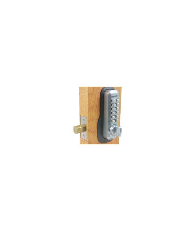 Lockey M210ab Antique Brass Adjustable Maximum Security