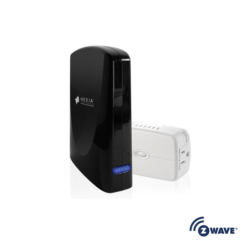 Nexia Sk101 Starter Bundle With Nexia Home Intelligence Z-Wave Bridge And Schlag