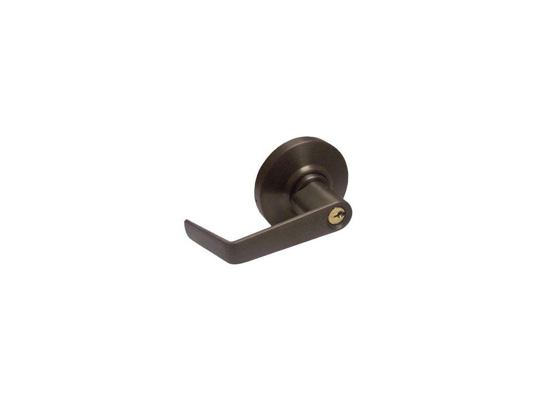 Schlage Al53bdsat612 Satin Bronze Saturn Ada Compliant