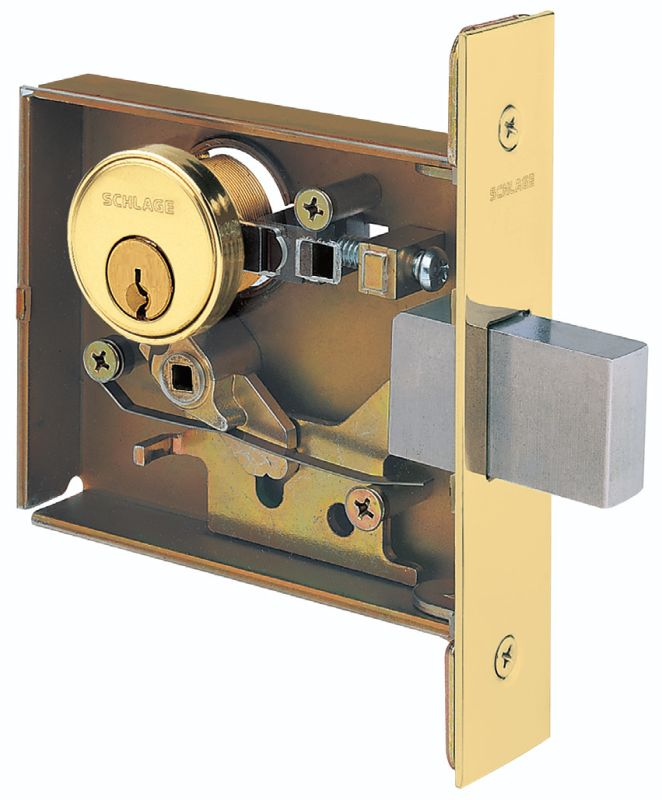 Schlage L9463605 Polished Brass L Series Commercial Grade