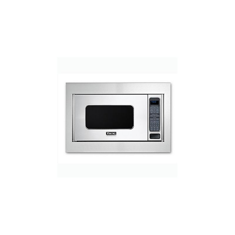 Microwave trim kit usa for 24 inch built in microwave stainless steel
