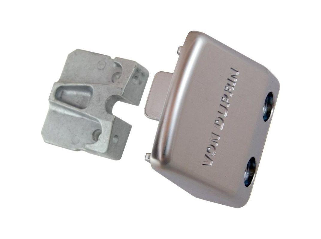 Von Duprin 05001428 Satin Aluminum Impact Resistant End