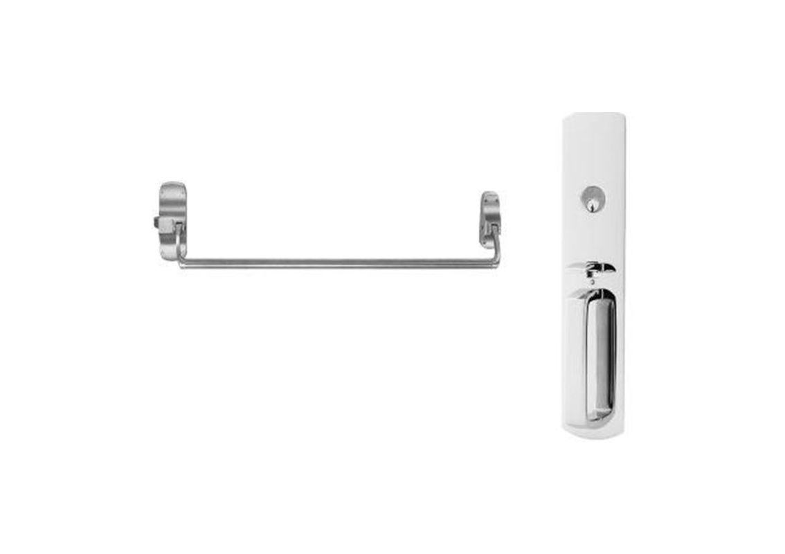 Von Duprin 88tp26d Satin Chrome Rim Exit Device With