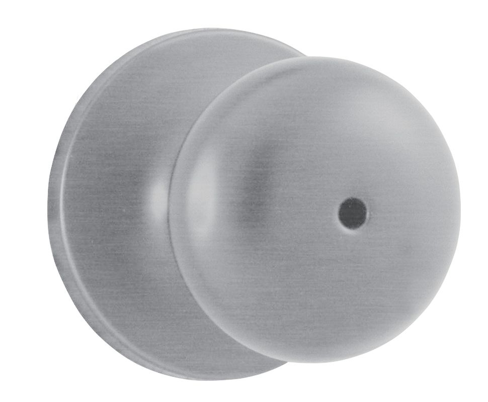 Weslock 00210snsnfr20 Satin Nickel Salem Privacy Door Knob