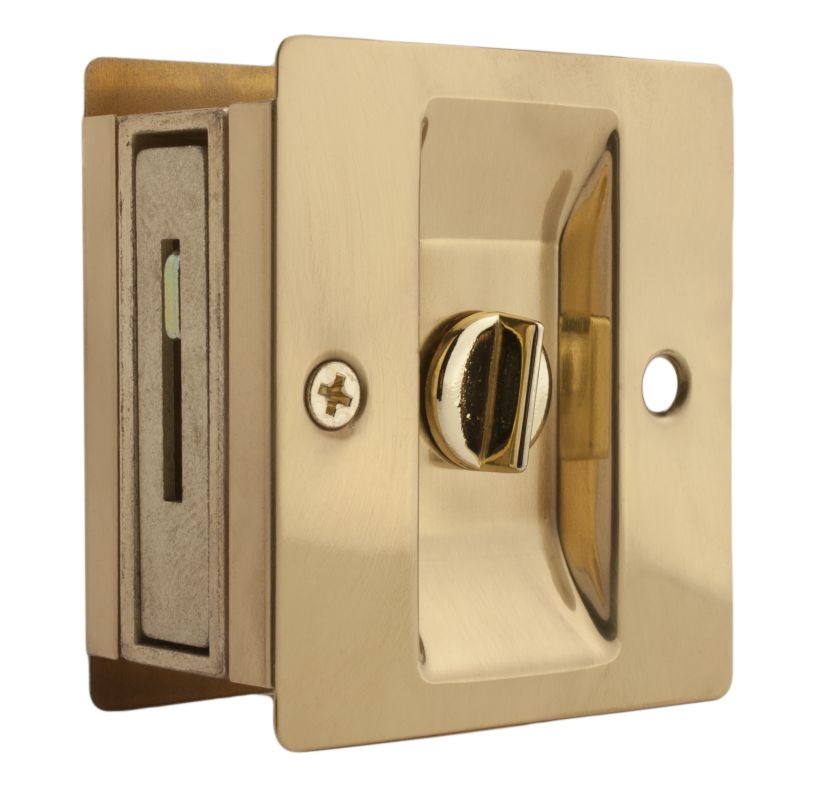 Weslock 577 Privacy Pocket Door Lock