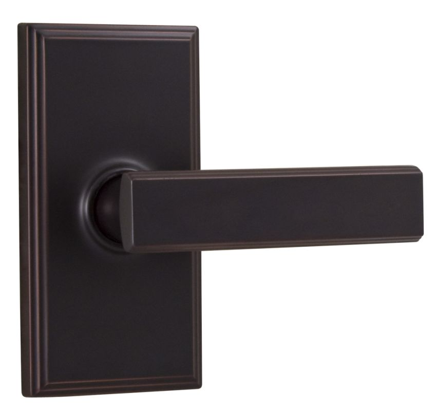 Weslock 03710p1p1sl20 Oil Rubbed Bronze Utica Privacy Door