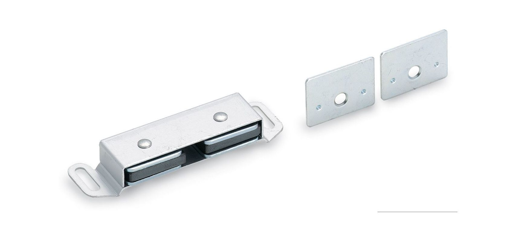 Amerock Bp33772al Aluminum Double Magnetic Catch From The