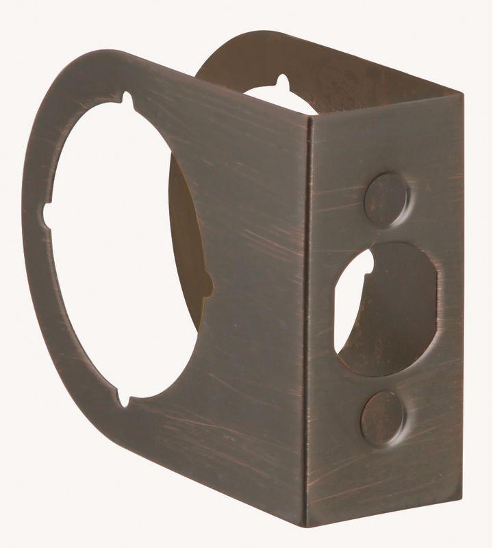 First Watch 2035 Pb Solid Brass Door Edge Guard