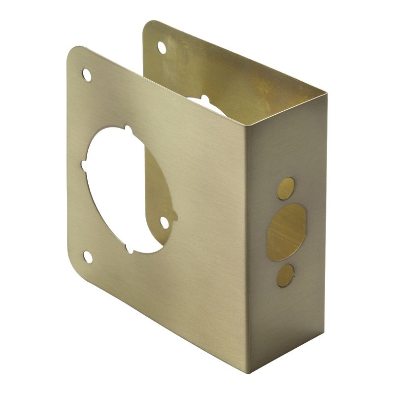 First Watch 2081 Pb Solid Brass Door Edge Guard