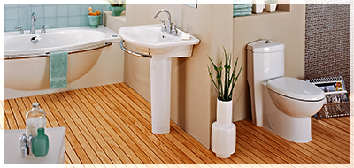 Remodeled Bathroom Fixtures
