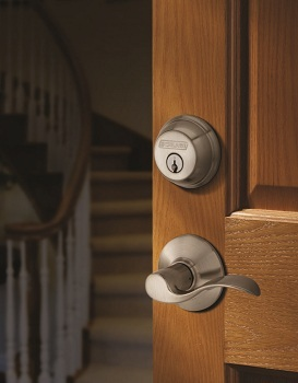Schlage B60SK Deadbolt with Lever