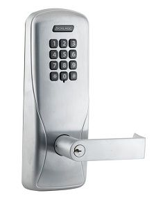Schlage Commercial Electronic Door Lever