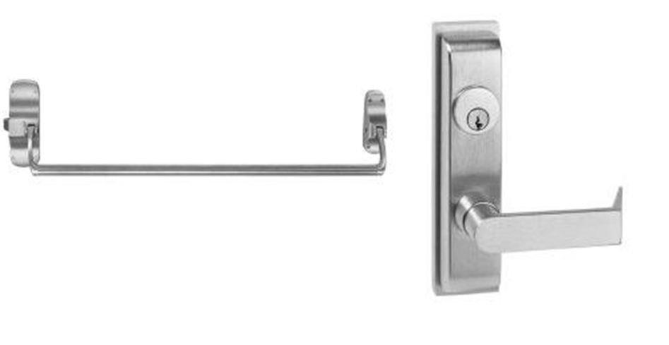 Von Duprin Commercial Door Hardware Handlesets Com